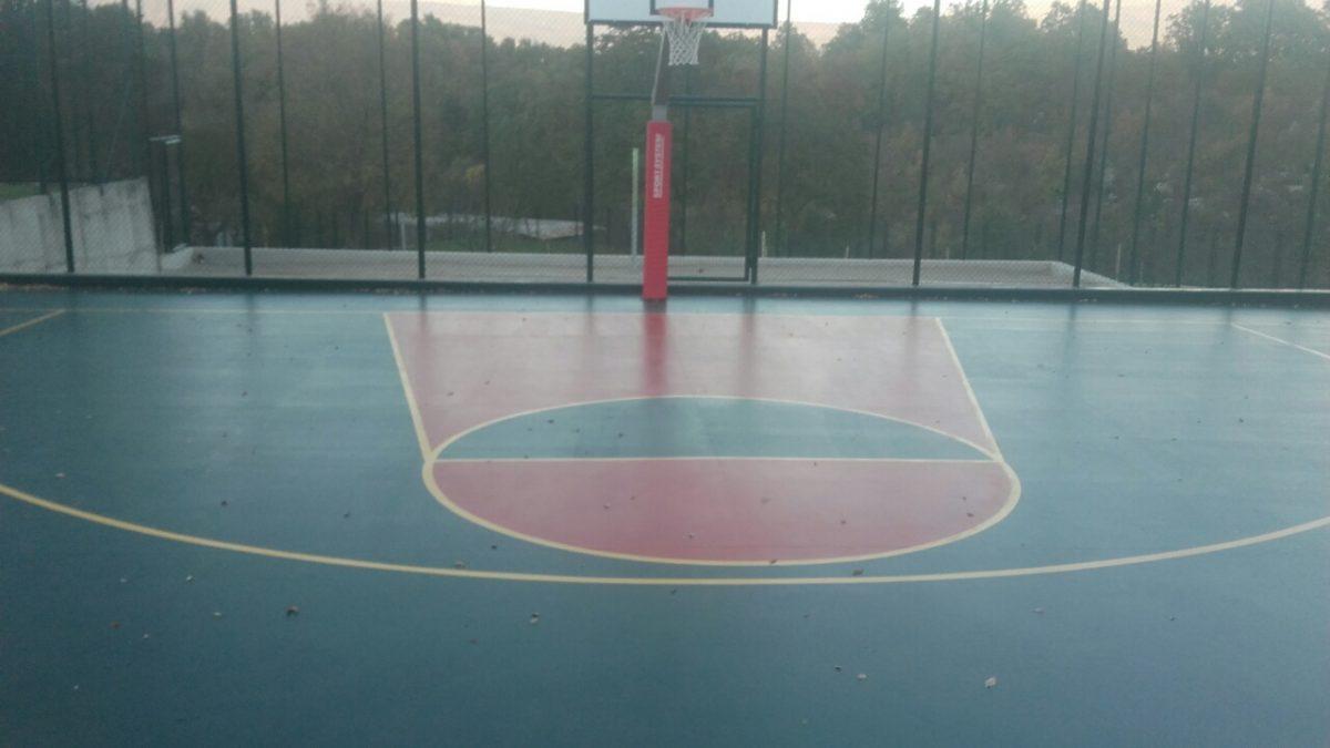 Košarkaško igrišče